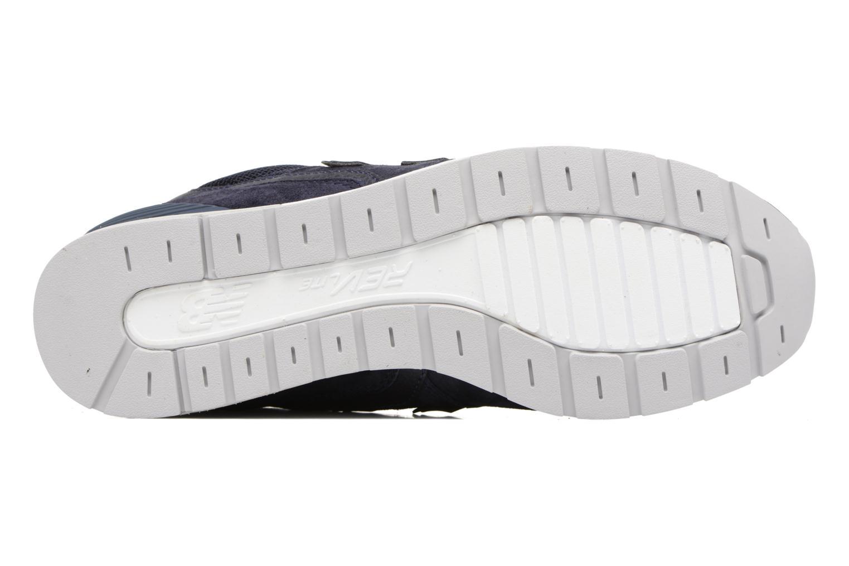 Sneaker New Balance MRL996 blau ansicht von oben