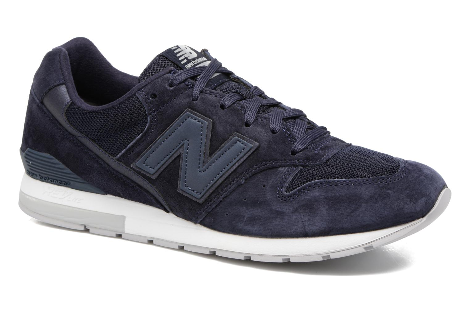Trainers New Balance MRL996 Blue detailed view/ Pair view