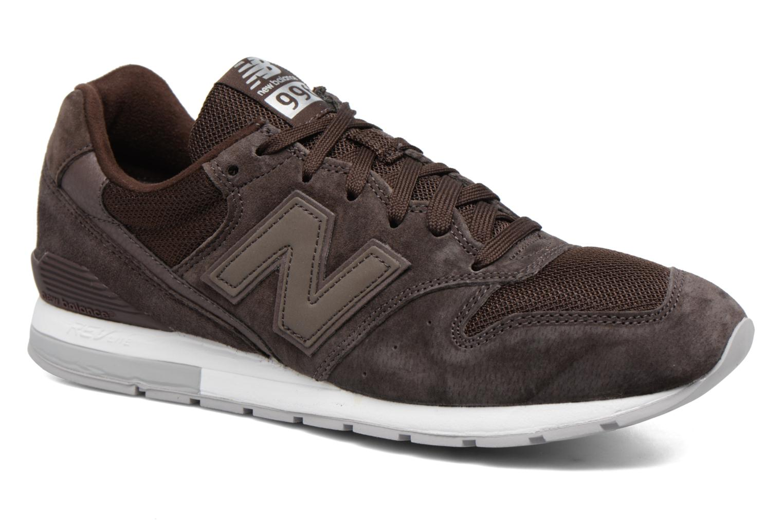 Sneaker New Balance MRL996 braun detaillierte ansicht/modell