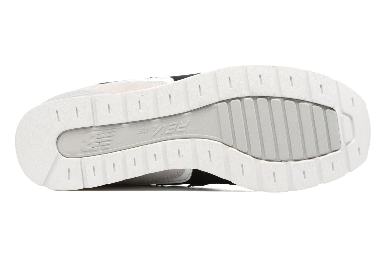 Sneakers New Balance MRL996 Nero immagine dall'alto