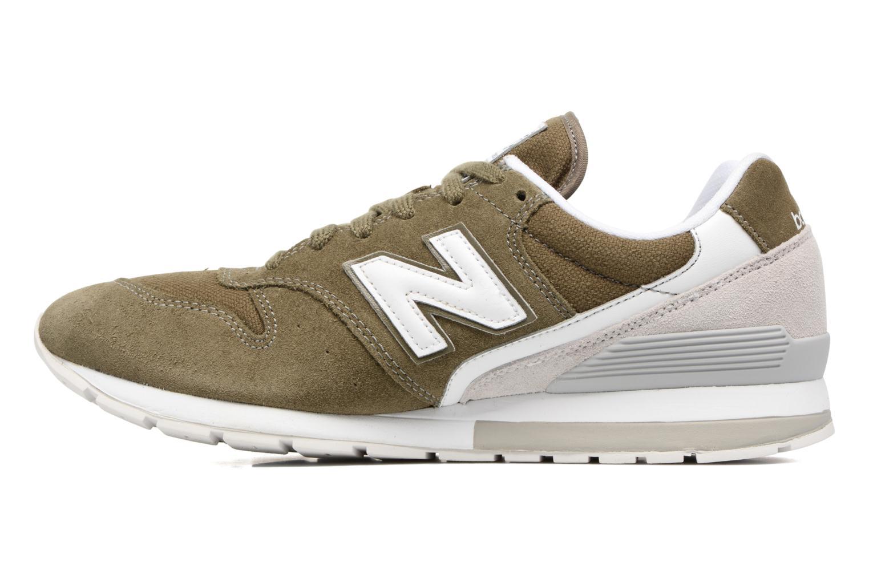 Sneakers New Balance MRL996 Grön bild från framsidan