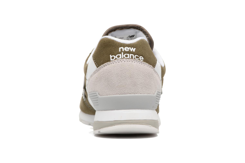 Sneakers New Balance MRL996 Grön Bild från höger sidan