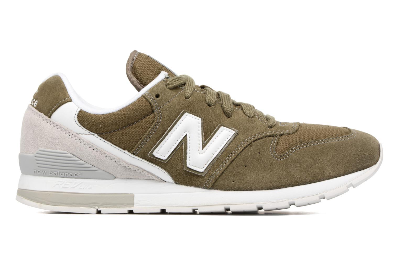 Sneakers New Balance MRL996 Grön bild från baksidan