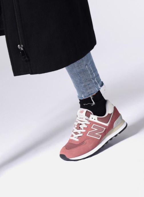 New Balance WL574 (MultiColoreeee) - - - scarpe da ginnastica chez | nuovo venuto  fea53e