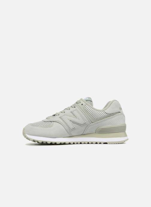 New Balance WL574 (Bianco) - scarpe scarpe scarpe da ginnastica chez | Raccomandazione popolare  2b909f