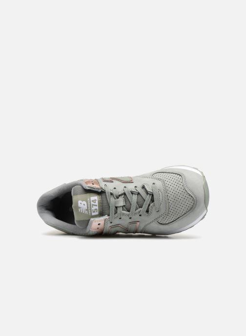 New Balance Balance Balance WL574 (rosa) - scarpe da ginnastica chez | acquisto speciale  d0be10