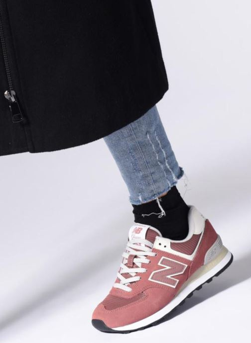 New Balance Balance Balance WL574 (Arancione) - scarpe da ginnastica chez | Nuovi prodotti nel 2019  73e33b