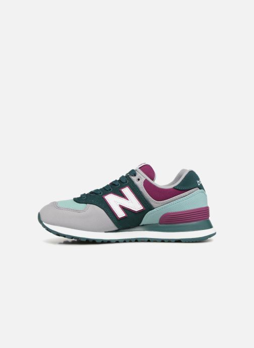 Baskets New Balance WL574 Multicolore vue face