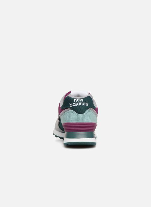 Sneakers New Balance WL574 Multicolore immagine destra