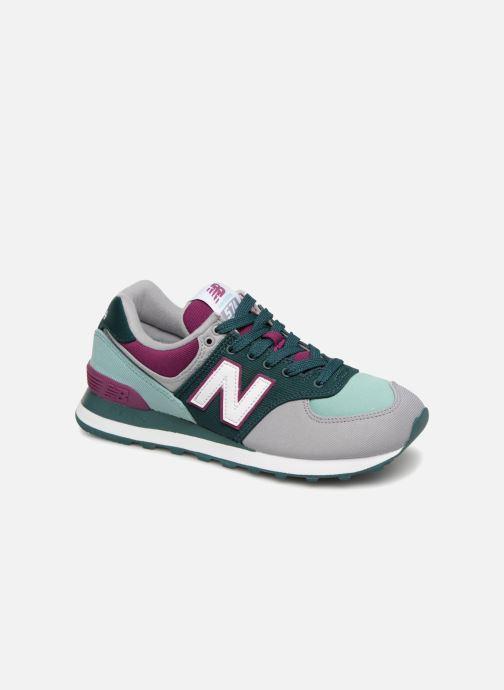Sneaker New Balance WL574 mehrfarbig detaillierte ansicht/modell