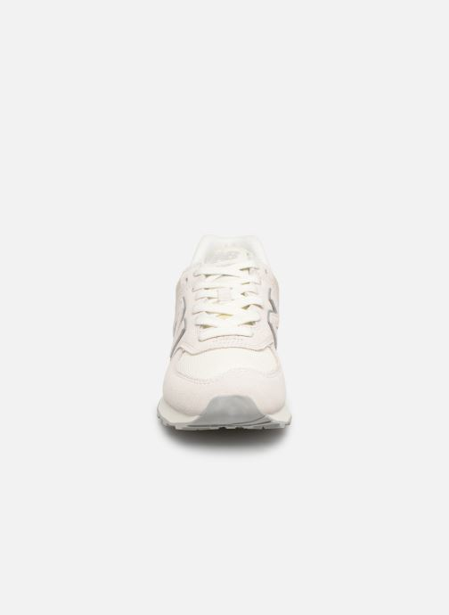 Trainers New Balance WL574 White model view