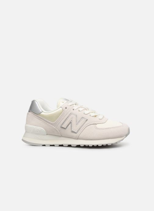 Sneakers New Balance WL574 Hvid se bagfra