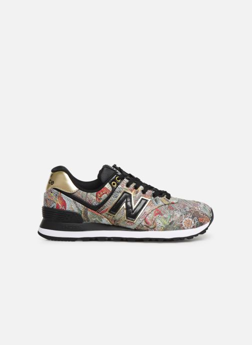 Trainers New Balance WL574 Multicolor back view