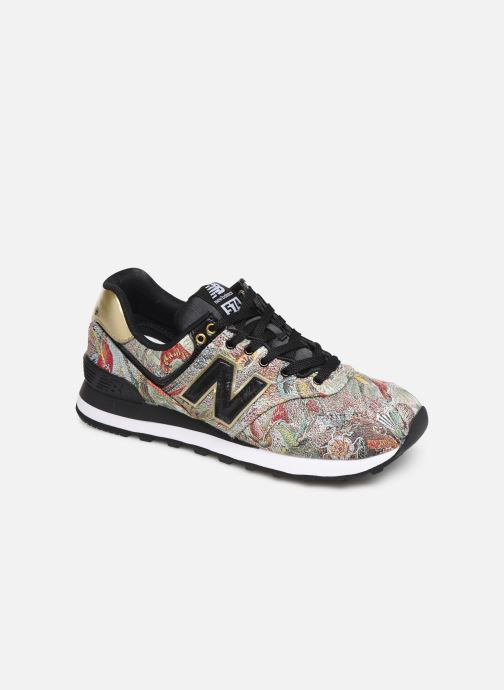 Trainers New Balance WL574 Multicolor detailed view/ Pair view