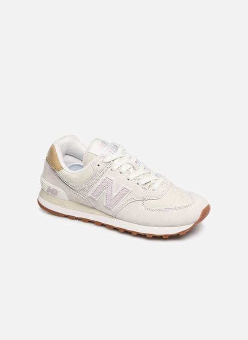 Sneakers New Balance WL574 Grijs detail
