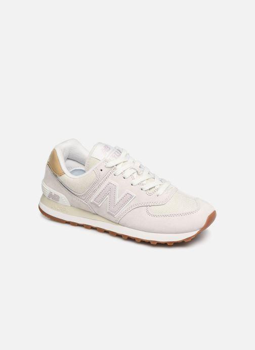 Sneakers New Balance WL574 Grå detaljeret billede af skoene
