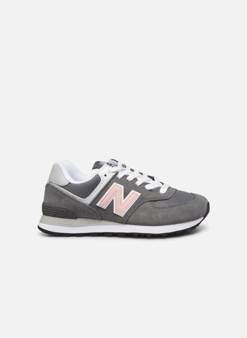 Sneakers New Balance WL574 Grijs achterkant