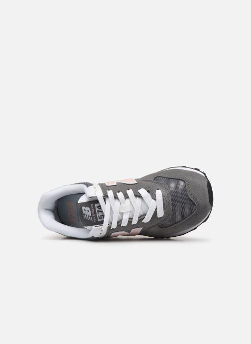 Sneakers New Balance WL574 Grijs links