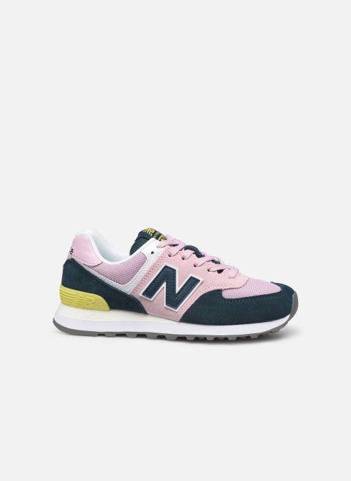 Sneakers New Balance WL574 Pink se bagfra