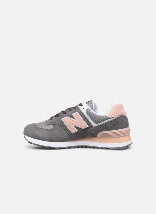 Sneakers New Balance WL574 Grå se forfra