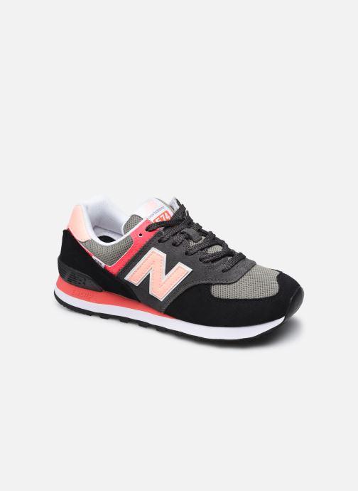 Sneakers New Balance WL574 Nero vedi dettaglio/paio