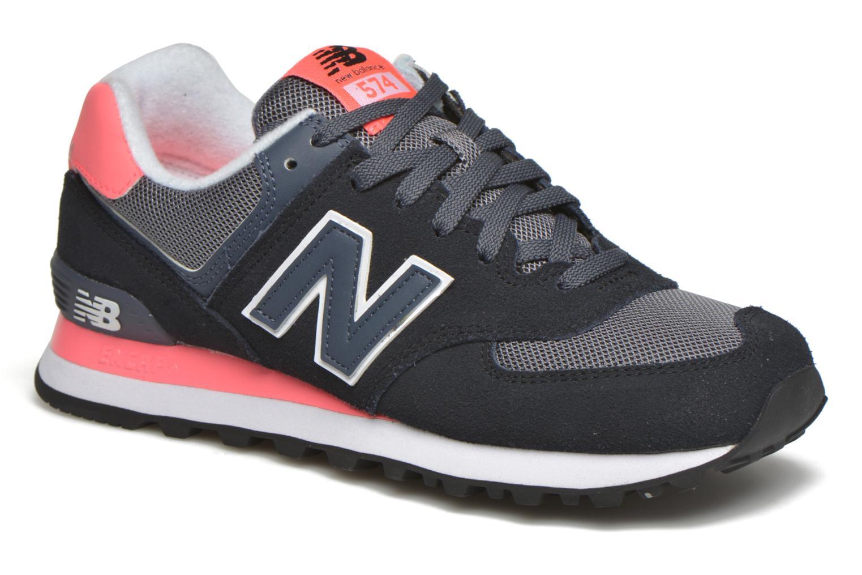 new balance wl574 negro