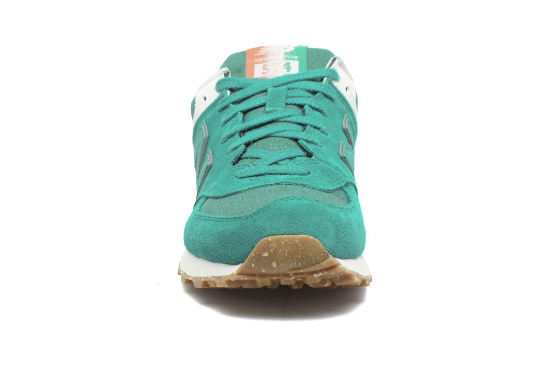 Sneakers New Balance WL574 Groen model