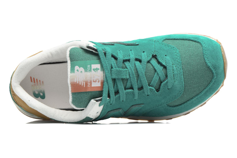 Sneakers New Balance WL574 Groen links