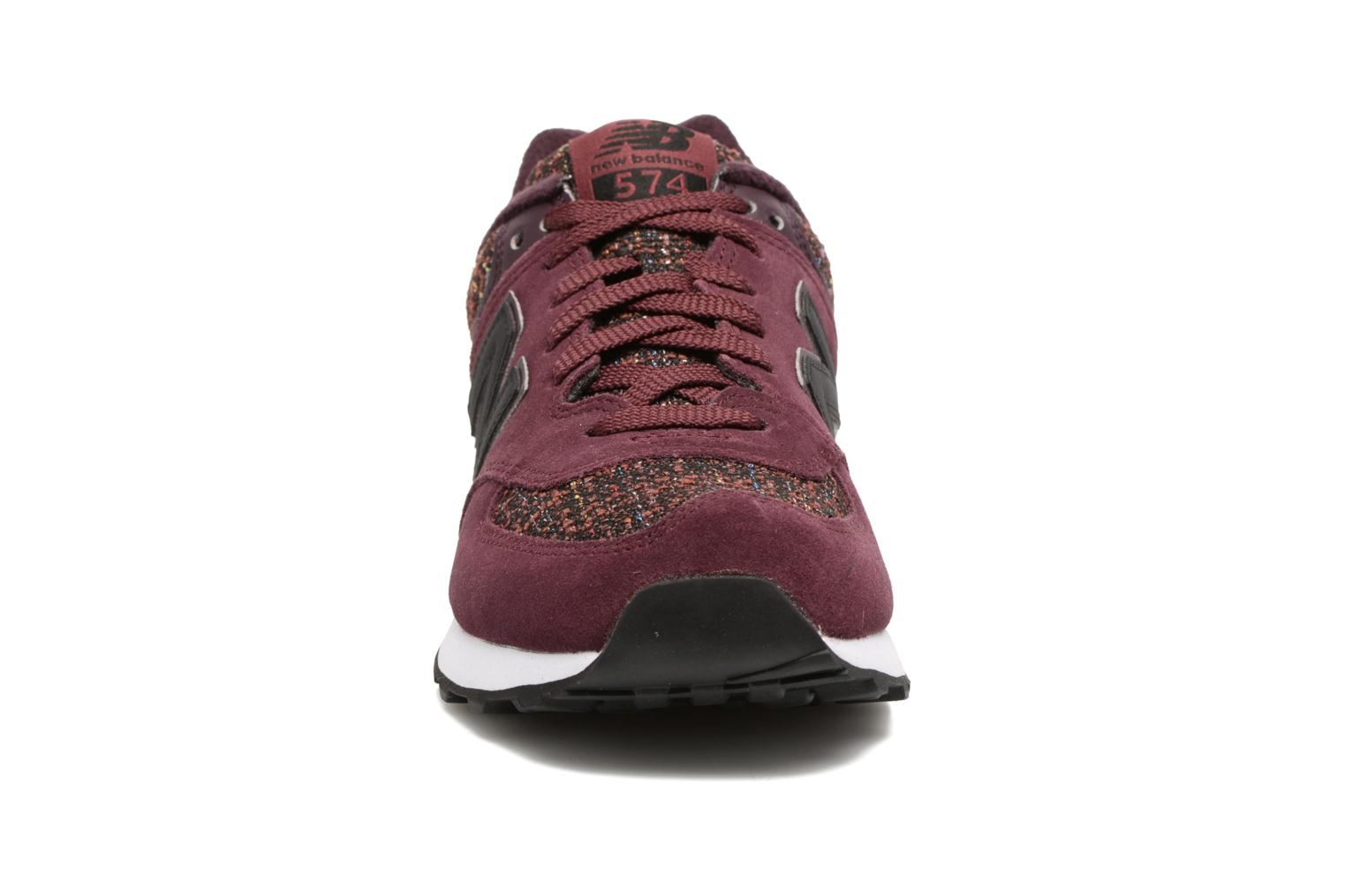 Sneakers New Balance WL574 Bordeaux model