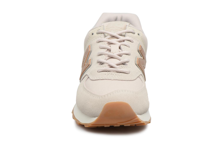 Sneakers New Balance WL574 Hvid se skoene på