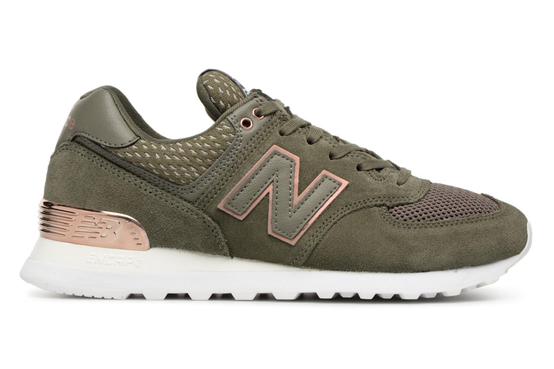 Sneakers New Balance WL574 Groen achterkant