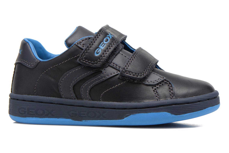 Baskets Geox J Maltin B. A Bleu vue derrière