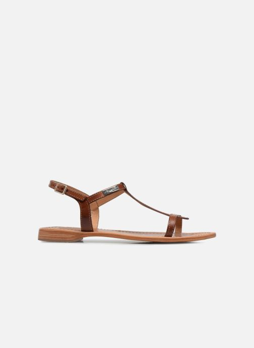 Sandalen Les Tropéziennes par M Belarbi Hamess braun ansicht von hinten