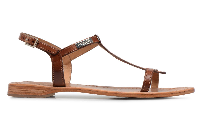 Sandals Les Tropéziennes par M Belarbi Hamess Brown back view