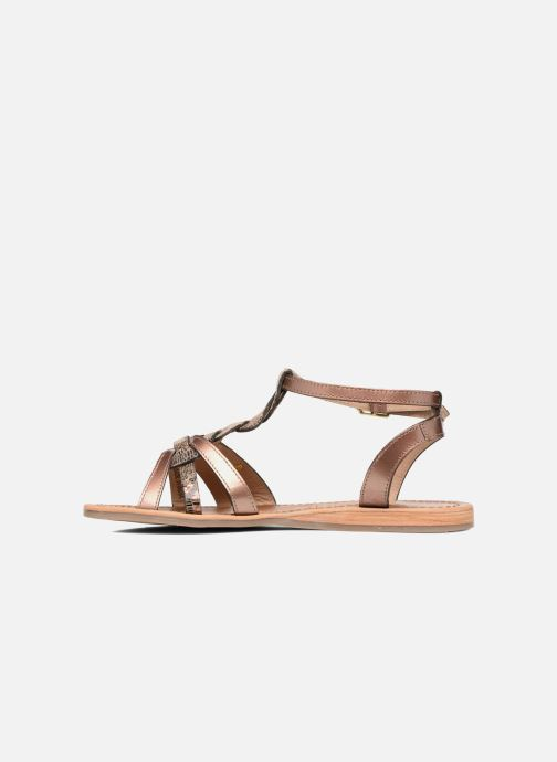 Sandaler Les Tropéziennes par M Belarbi Hams Guld og bronze se forfra