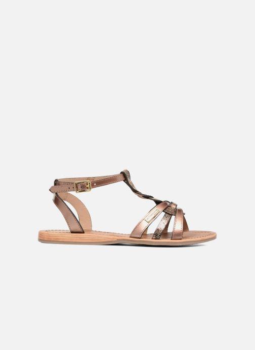 Sandaler Les Tropéziennes par M Belarbi Hams Guld og bronze se bagfra