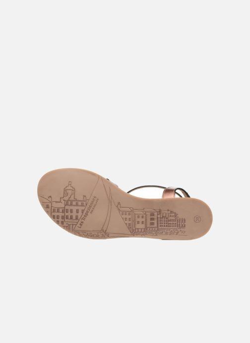 Sandaler Les Tropéziennes par M Belarbi Hams Guld og bronze se foroven