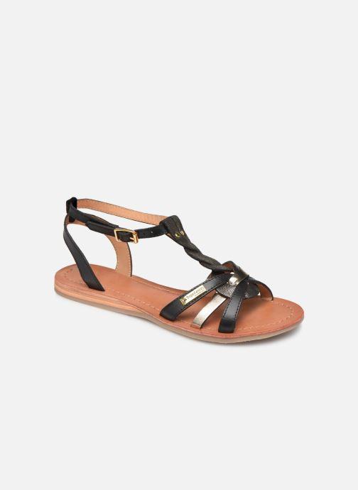 Sandales et nu-pieds Les Tropéziennes par M Belarbi Hams Noir vue détail/paire