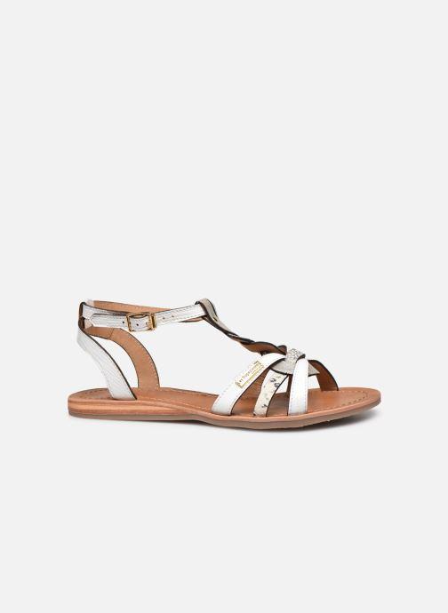 Sandales et nu-pieds Les Tropéziennes par M Belarbi Hams Blanc vue derrière