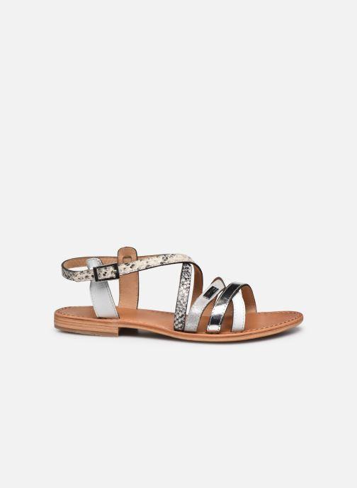 Sandales et nu-pieds Les Tropéziennes par M Belarbi Hapax Blanc vue derrière