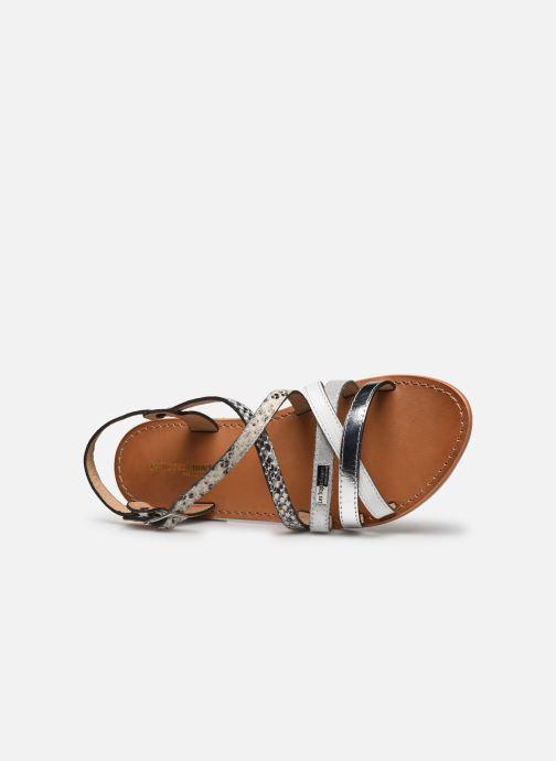 Sandales et nu-pieds Les Tropéziennes par M Belarbi Hapax Blanc vue gauche