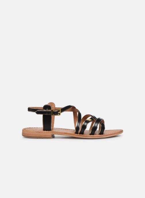 Sandales et nu-pieds Les Tropéziennes par M Belarbi Hapax Noir vue derrière