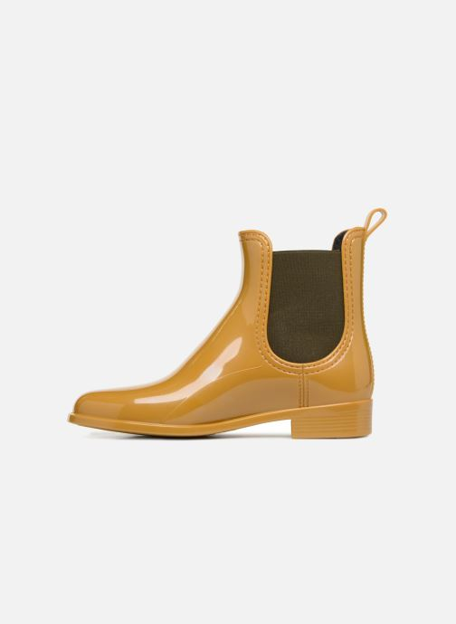 Bottines et boots Lemon Jelly Pisa Jaune vue face
