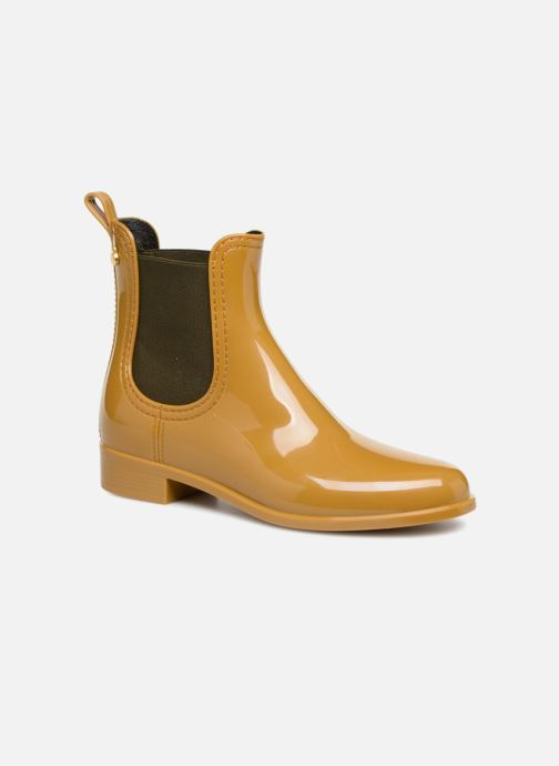 Bottines et boots Lemon Jelly Pisa Jaune vue détail/paire