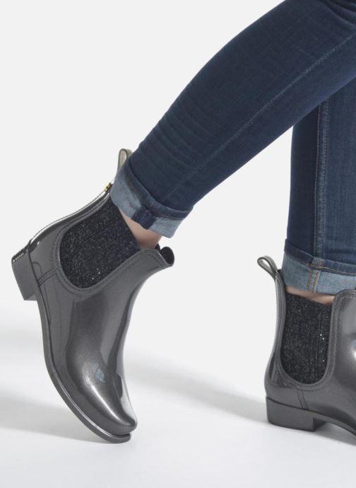 Bottines et boots Lemon Jelly Sardenha Argent vue bas / vue portée sac