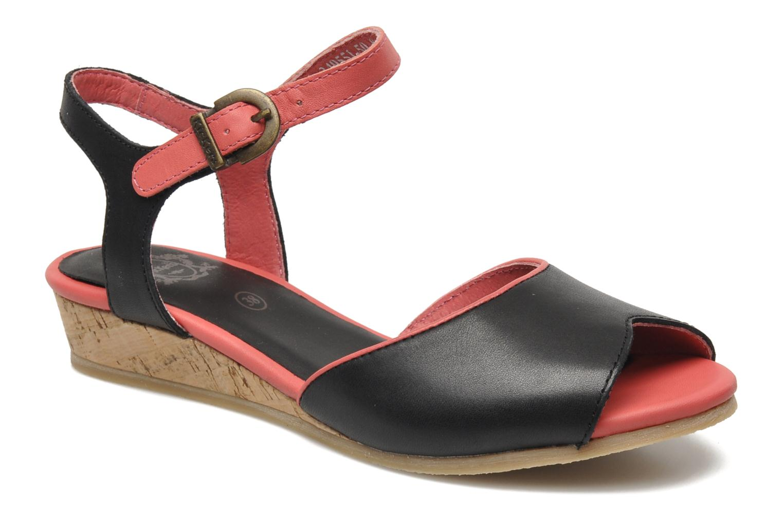 Kickers Coco (Noir) Sandales et nu pieds chez Sarenza (177683)