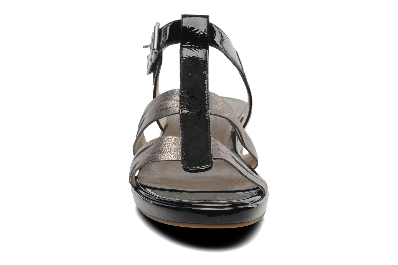Sandales et nu-pieds Madison Enna Noir vue portées chaussures
