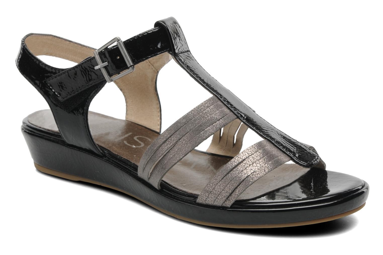 Sandales et nu-pieds Madison Enna Noir vue détail/paire