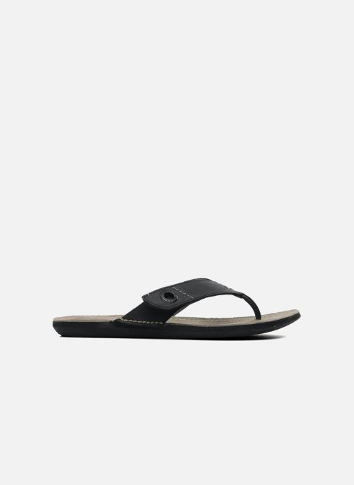 Chanclas Kickers Spacy Negro vistra trasera