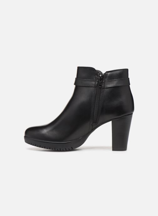 Boots en enkellaarsjes Tamaris Talia Zwart voorkant